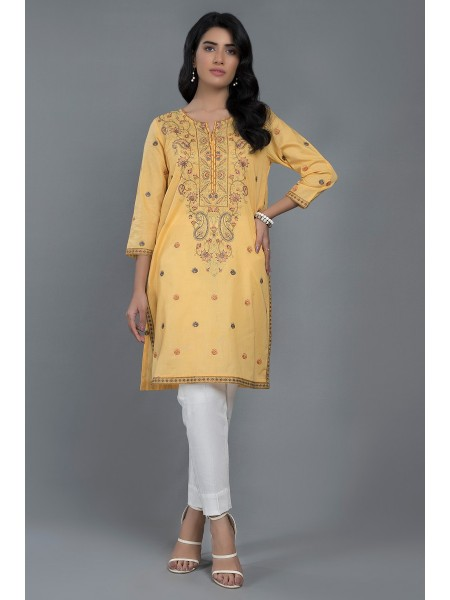 Kayseria Pret Summer YELLOW PAISLY KPS20-P1186-33