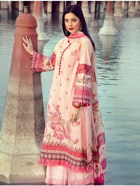 Khas Exclusive Collection 2020 Shirt Shalwar Dupatta A-KC-07