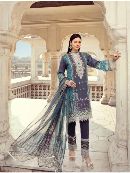 Khas Exclusive Collection 2020 Shirt Shalwar Dupatta A-KC-10