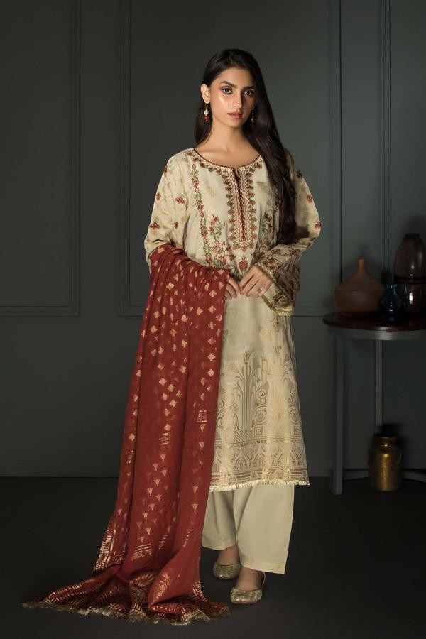 Sapphire Eid Edition Gilded 02dyesrnv402 - Lawncollection.pk