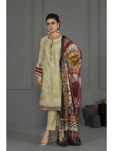 Sapphire Eid Edition Rustic Beauty 03DYELUXV324