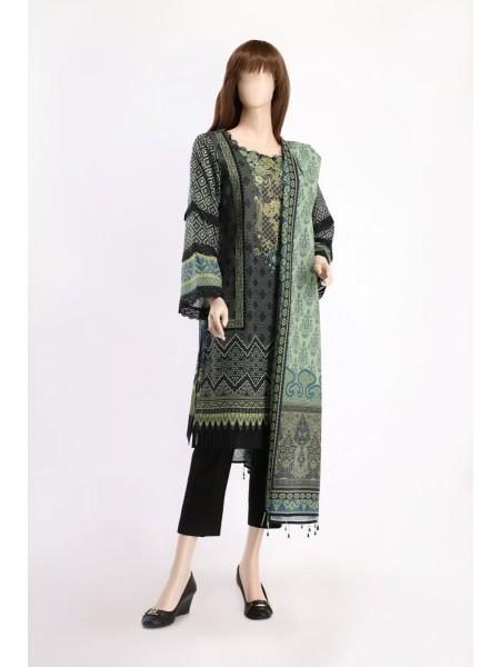 Saya Anmol Collection WAVY MOSS -UG-2014-06-B
