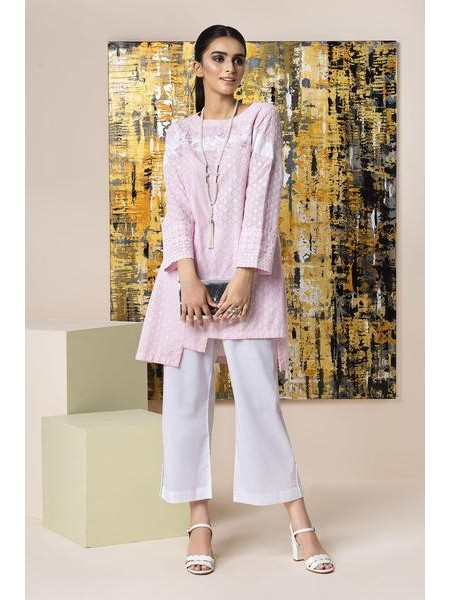 By The Way Eid Collection Evening Pink WRH0794-XSM-PNK