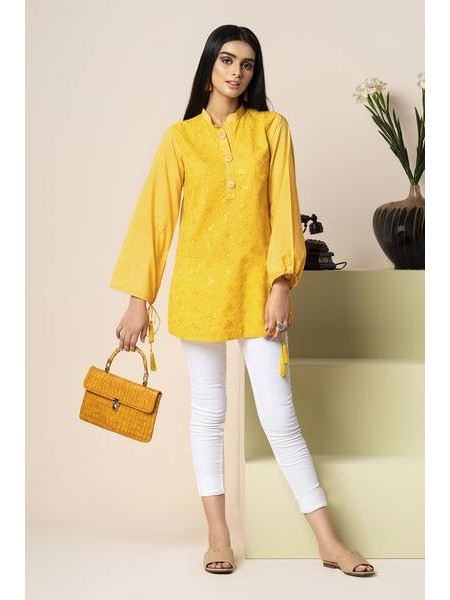By The Way Eid Collection Mustard Mania WRH0809-XSM-YEL