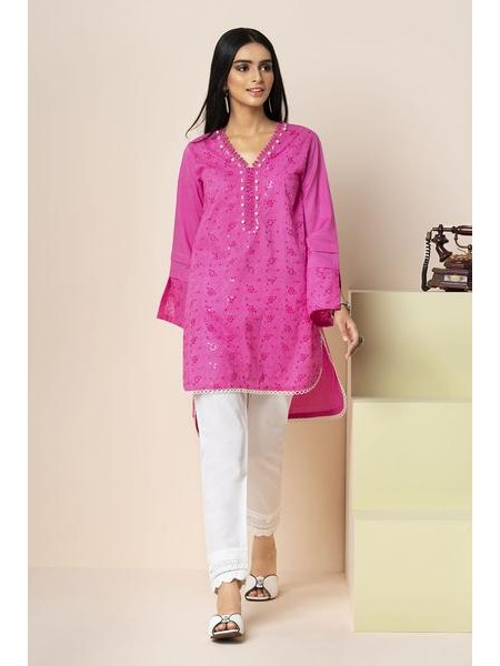 By The Way Eid Collection Whipped Pink WRH0793-XSM-PNK