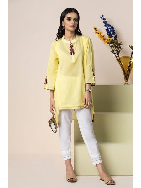 By The Way Eid Collection Yellow Mania WRH0784-XSM-YEL