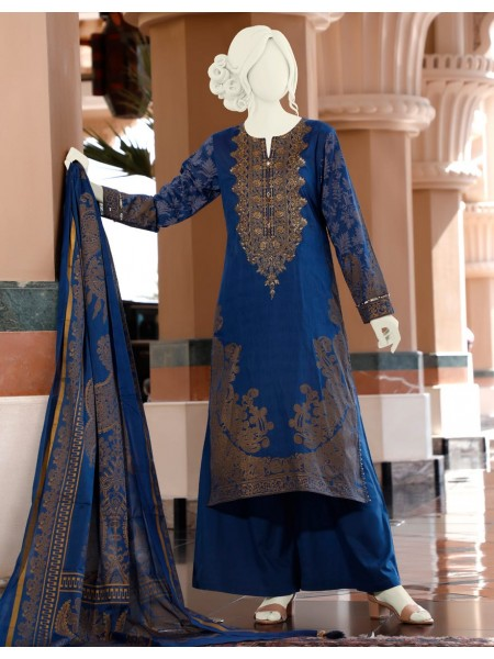 Junaid Jamshed Festive Collection vol2 JLAWN-S-20-226 Sepehr