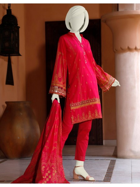 Junaid Jamshed Festive Collection vol2 JLAWN-S-20-228 Sahane