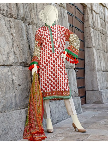 Junaid Jamshed Festive Collection vol2 JLAWN-S-20-240 Haneul