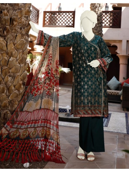 Junaid Jamshed Festive Collection vol2 JLAWN-S-20-241 Imroz
