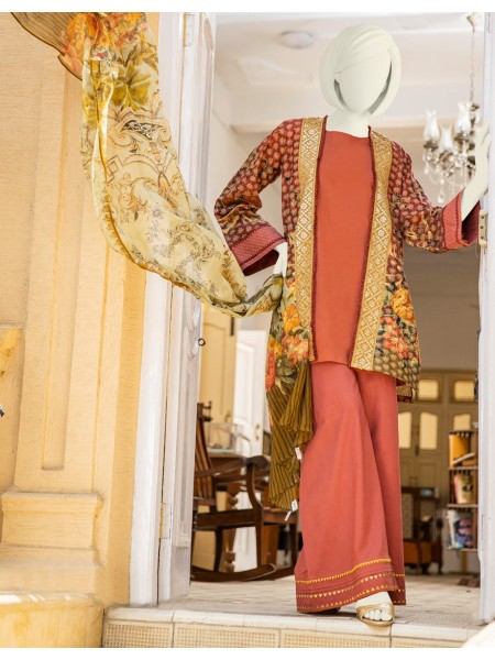 Junaid Jamshed Festive Collection vol2 JLAWN-S-20-242 Zarra