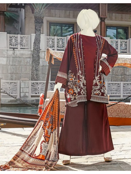 Junaid Jamshed Festive Collection vol2 JLAWN-S-20-259 Aina