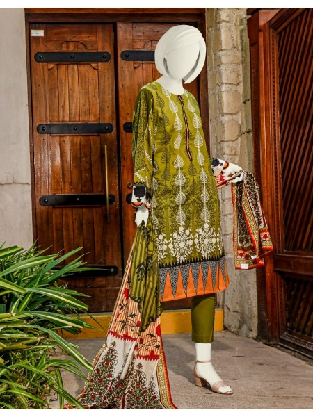 Junaid Jamshed Festive Collection vol2 JLAWN-S-20-260 Isfahan