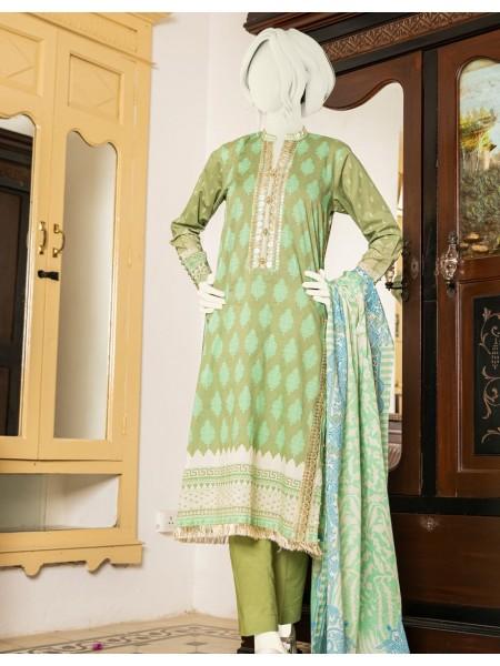 Junaid Jamshed Festive Collection vol2 JLAWN-S-20-271 Eren