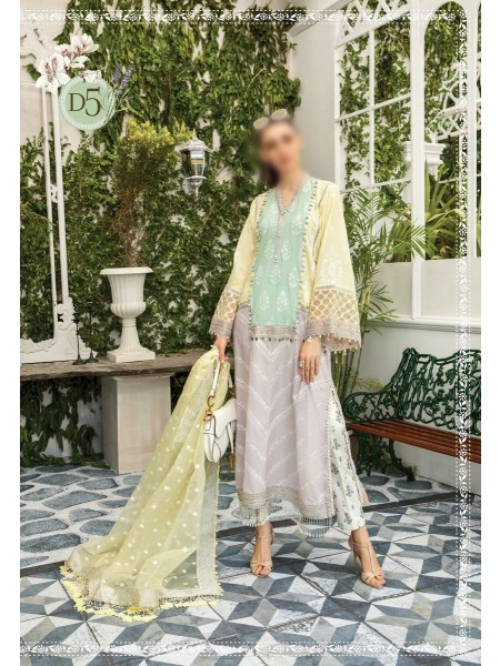 MARIA B Eid Lawn Catalog Unstitched20 Design 05