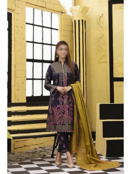 Mariyam Maniya Jacquard Broshia Collection D-MM 1003