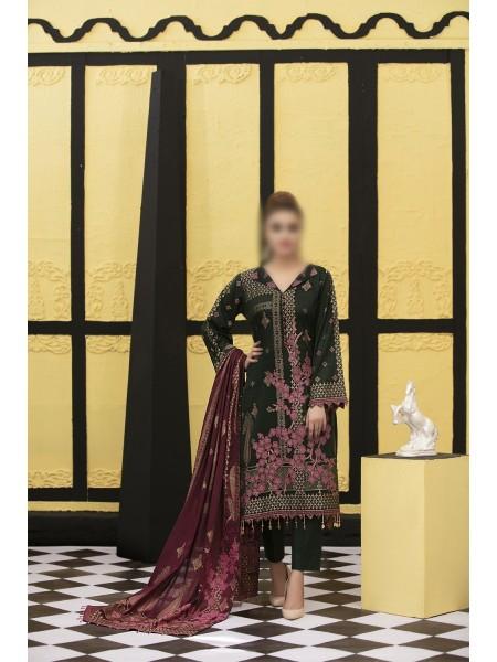 Mariyam Maniya Jacquard Broshia Collection D-MM 1004