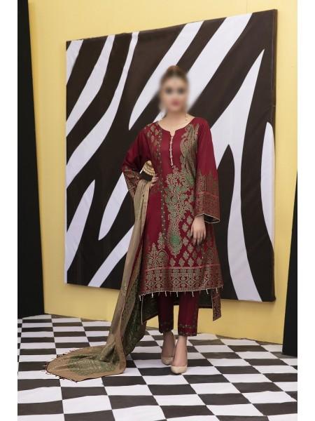 Mariyam Maniya Jacquard Broshia Collection D-MM 1006