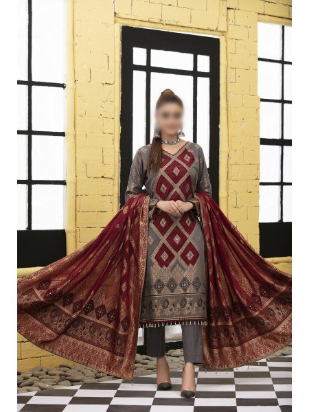 Mariyam Maniya Jacquard Broshia Collection D-MM 1008