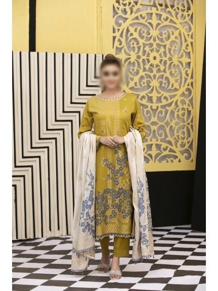 Mariyam Maniya Jacquard Broshia Collection D-MM 1009
