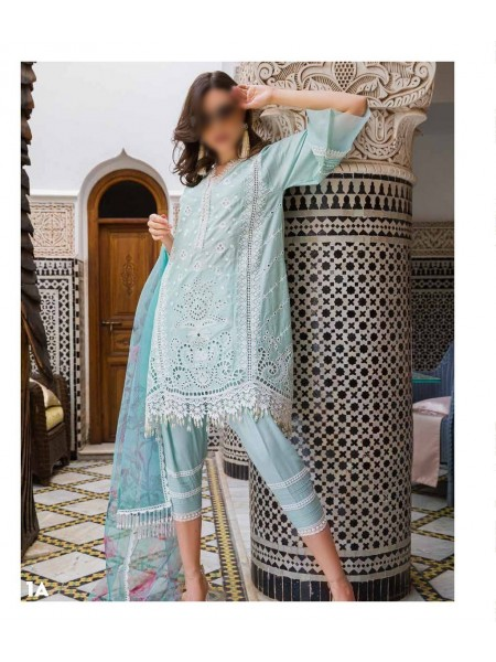 SOBIA NAZIR UNSTITCHED LUXURY LAWN COLLECTION20 D-01 A