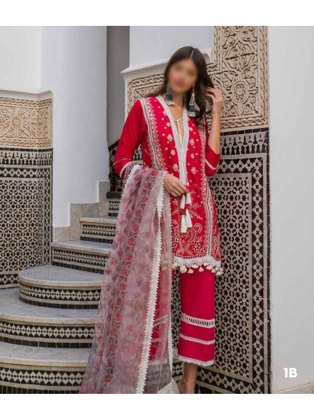 SOBIA NAZIR UNSTITCHED LUXURY LAWN COLLECTION20 D-01 B