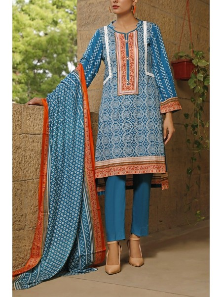 VS TEXTILE Classic Unstitched Lawn Vol 02 D-111 B