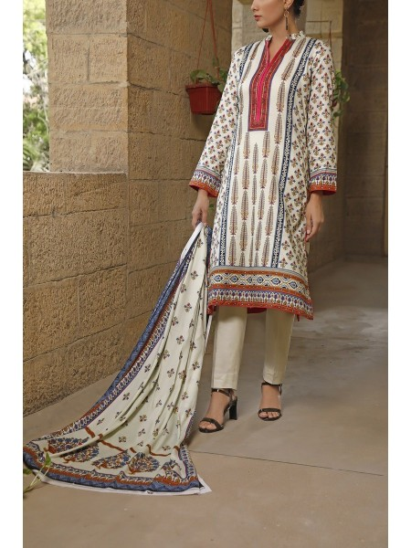 VS TEXTILE Classic Unstitched Lawn Vol 02 D-114 A