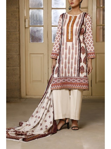 VS TEXTILE Classic Unstitched Lawn Vol 02 D-114 B