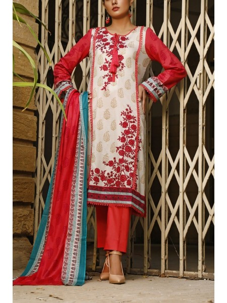 VS TEXTILE Classic Unstitched Lawn Vol 02 D-115 A