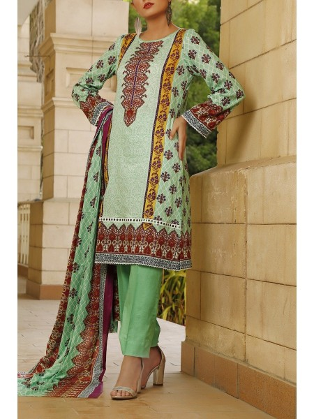 VS TEXTILE Classic Unstitched Lawn Vol 02 D-116 B