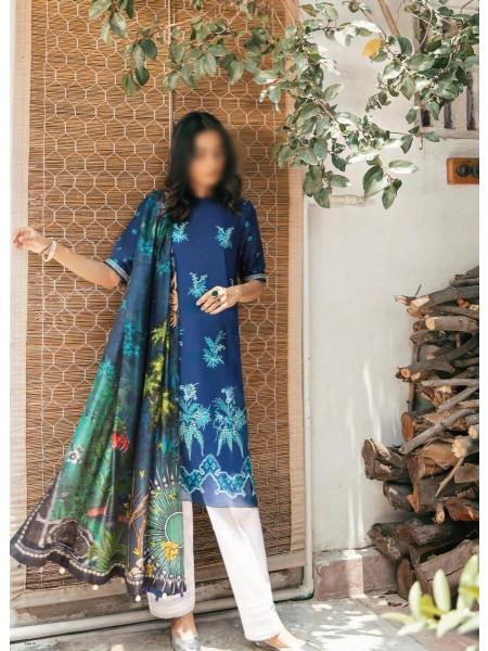 ZAHA Eid Festive Collection ETM D-SHAB