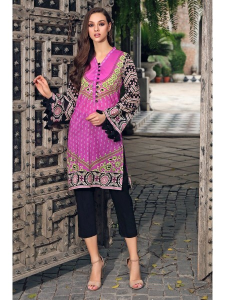 Gul Ahmed Mid Summer Collection Cambric Printed Unstitched Shirt SCN-127 B