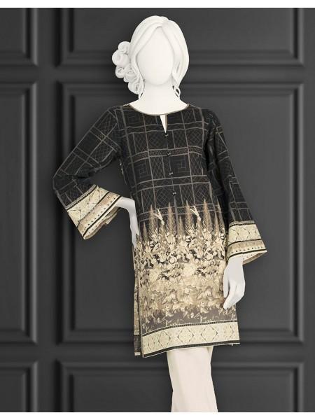 Junaid Jamshed Black And White Collection JJLK-S-JSS-20-487 FB-Aurora