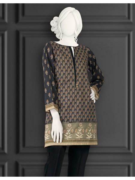 Junaid Jamshed Black And White Collection JJLK-S-JSS-20-490 FB-Eslanda