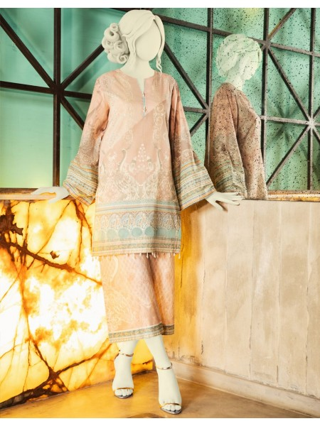 Junaid Jamshed Mid Summer JLAWN-S-JST-20-1650-A Peacockish