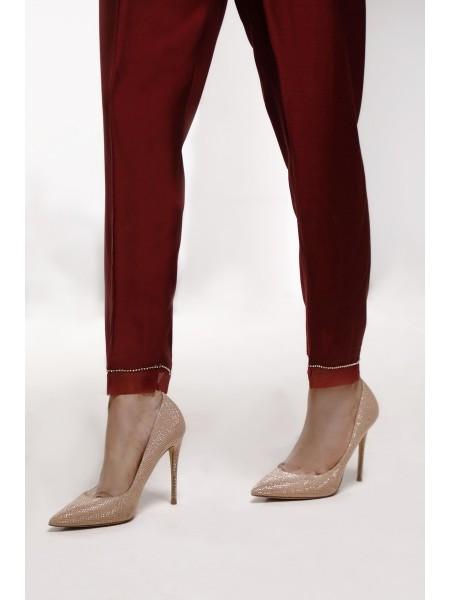 lakshiya Stitch Cotton Trouser D-02