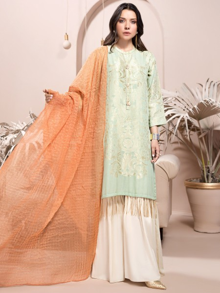 Lime Light Summer Collection Vol3 2-Pc Jacquard Suit U1094SU-2PC-SGN