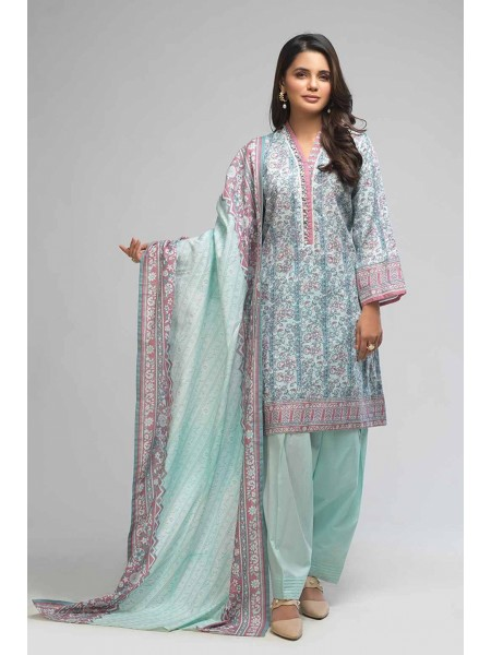 Bonanza Satrangi Winter Collection Vol1 AURORA A - 3 PC B2100004159792