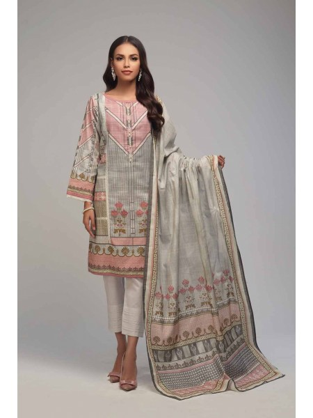 Bonanza Satrangi Winter Collection Vol1 MODERN RENAISSANCE - 3 PC B2100004159310