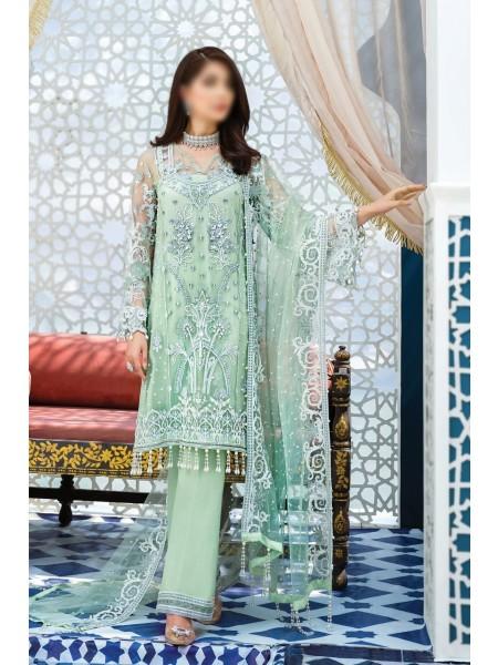 GULAAL Adila Unstitched Luxury Formals - D-5 ANISA