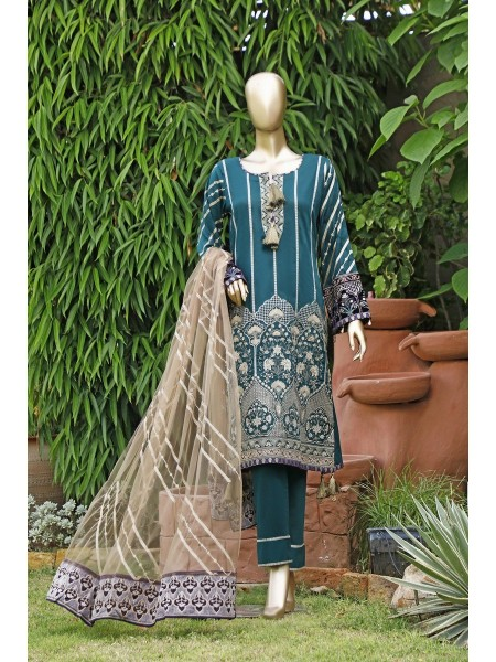 Maimoona Ahmed Exclusive Unstitch Embroidered Series D-05