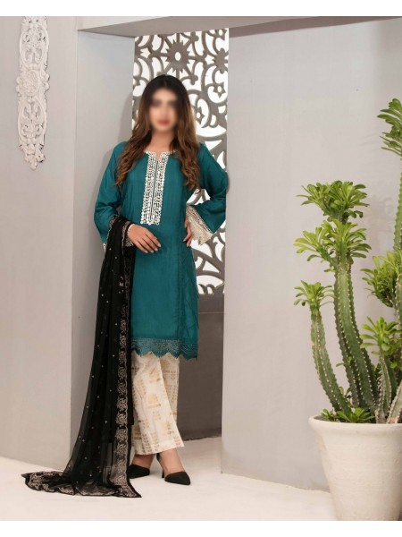 TAWAKKAL Aria Grip Stitched Silk Collection D-9044