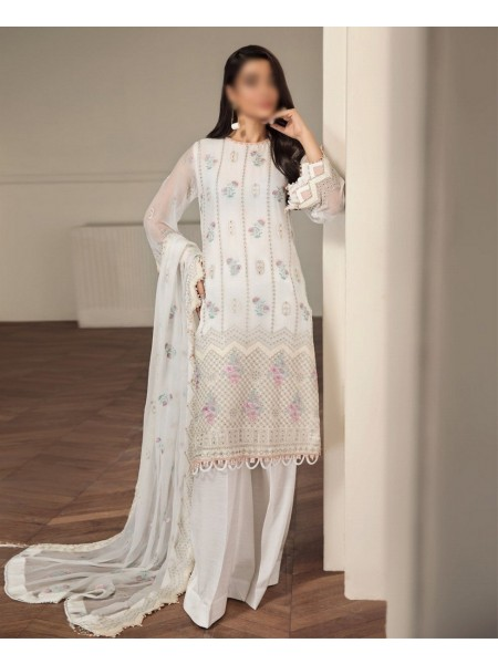 ALIZEH EMBROIDERED Unstitched CHIFFON Collection VOL-2 D-INARA