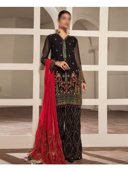ALIZEH EMBROIDERED Unstitched CHIFFON Collection VOL-2 D-NEIRIN