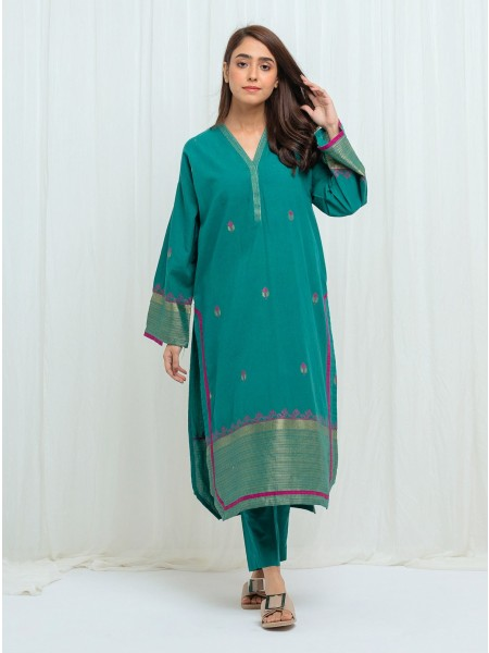 BeechTree AW 2020 Unstitched Collection ETHNIC LUCH - 2 Piece BT2W20U75-MIX-2000000152263-2P