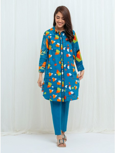 BeechTree AW 2020 Unstitched Collection RETO ACAPULCO - 2 Piece BT2W20U03-MIX-2000000152262-2P