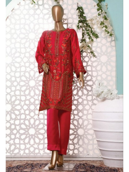 BIN SAEED Silk Embroidered Tunic Collection Vol 3 D-10