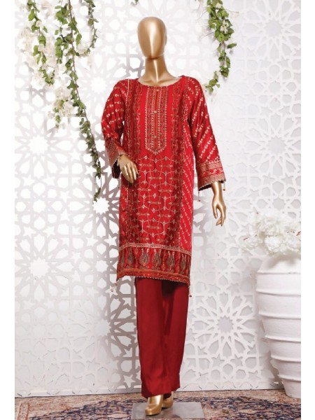 BIN SAEED Silk Embroidered Tunic Collection Vol 3 D-20