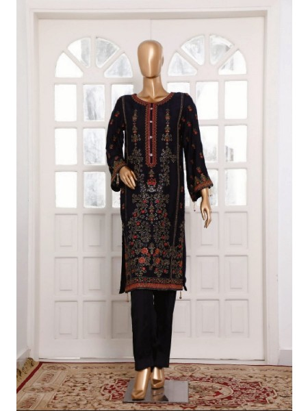 BIN SAEED Silk Embroidered Tunic Collection Vol 3 D-26
